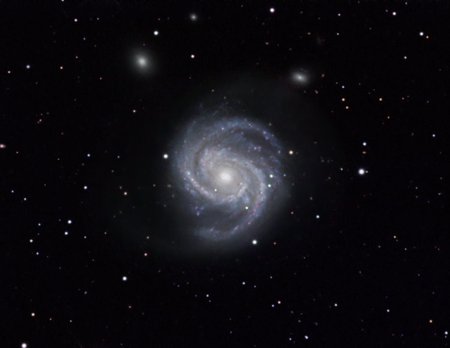 M100 Imaged by Wade Van Arsdale